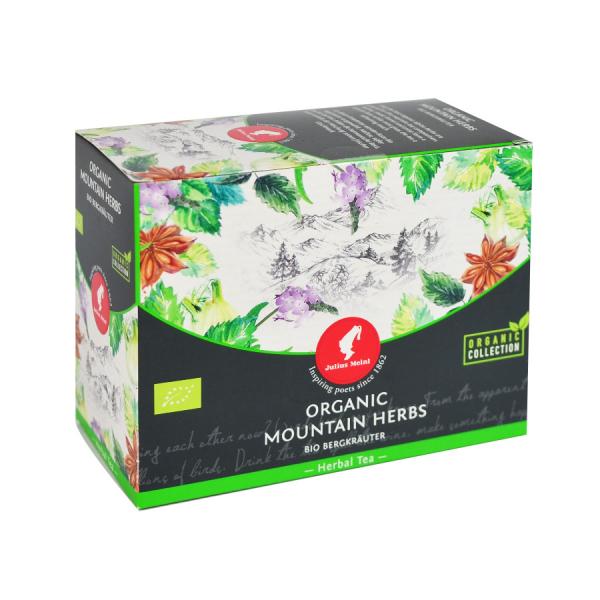 Mountain Herbs, ceai organic Julius Meinl, Big Bags [0]