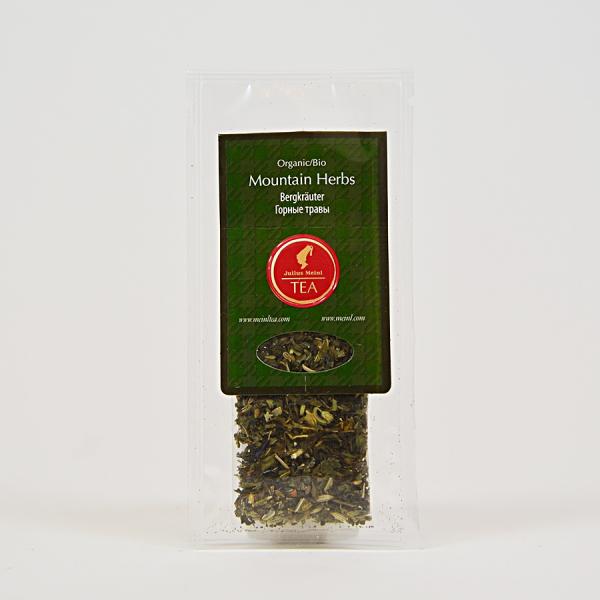 Mountain Herbs, ceai organic Julius Meinl, Big Bags