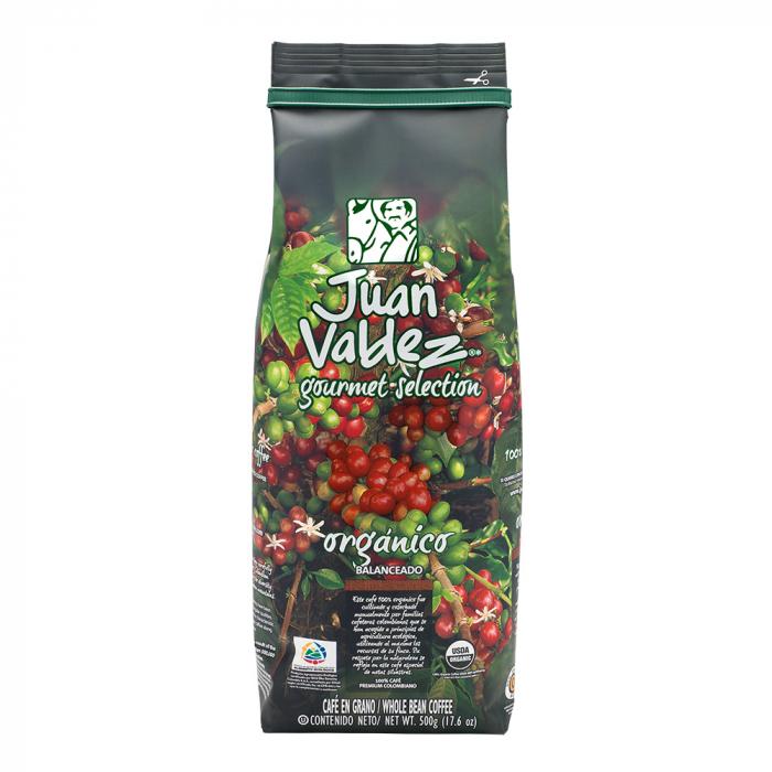 Organico, cafea boabe Juan Valdez, 500g 0