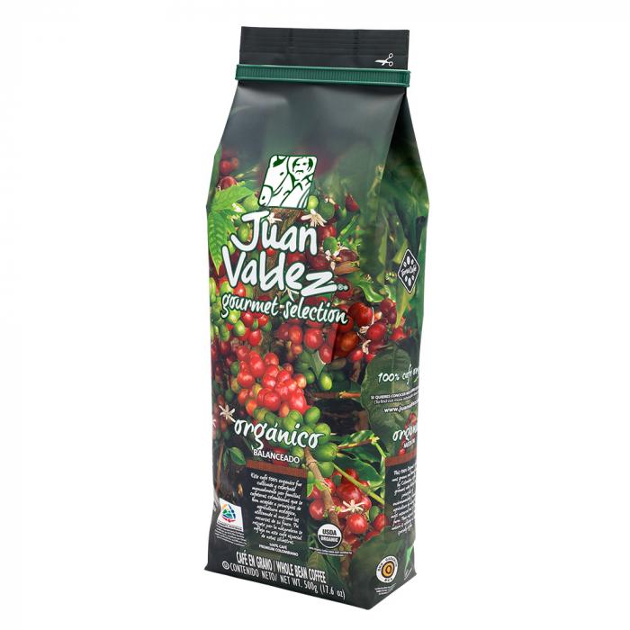 Organico, cafea boabe Juan Valdez, 500g 1