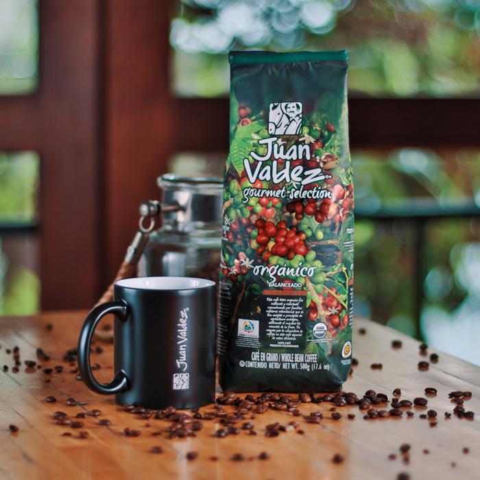 Organico, cafea boabe Juan Valdez, 500g 2