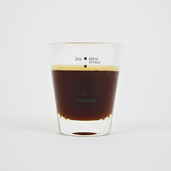 Pahar espresso gradat Hario, 80 ml 3