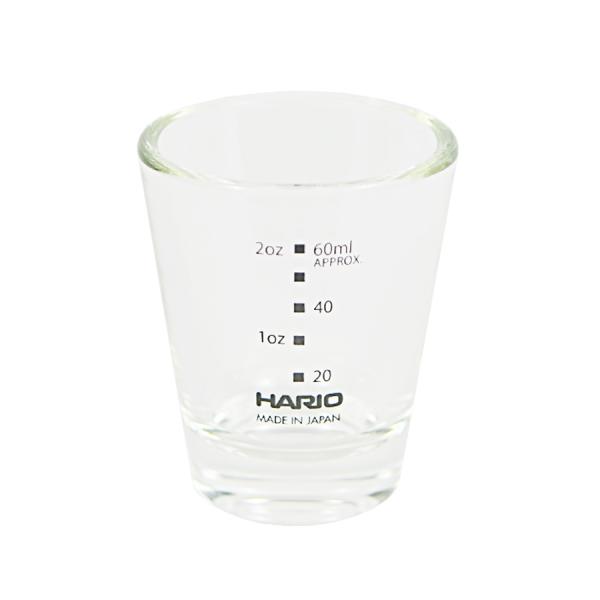 Pahar espresso gradat Hario, 80 ml 0