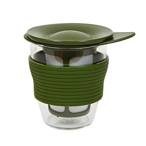 Pahar de ceai cu infuzor Hario, 200 ml 0
