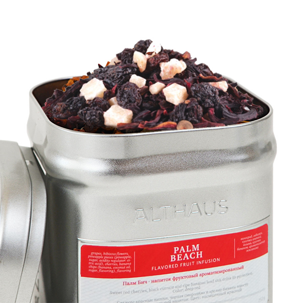 Palm Beach, ceai Althaus Loose Tea, 250 gr 0