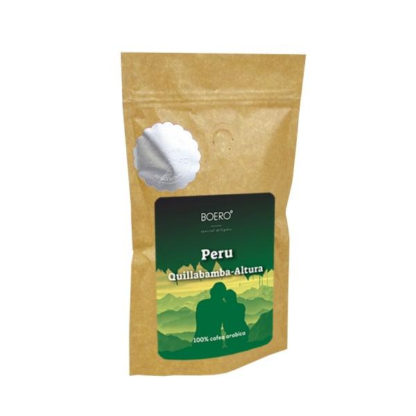 Peru Altura, cafea macinata proaspat prajita Boero, 100 grame