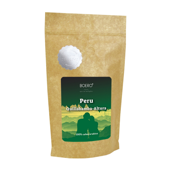 Peru Altura, cafea macinata proaspat prajita Boero, 250 grame 1