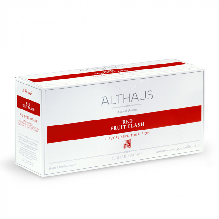 Red Fruit Flash, ceai Althaus Grand Packs [0]