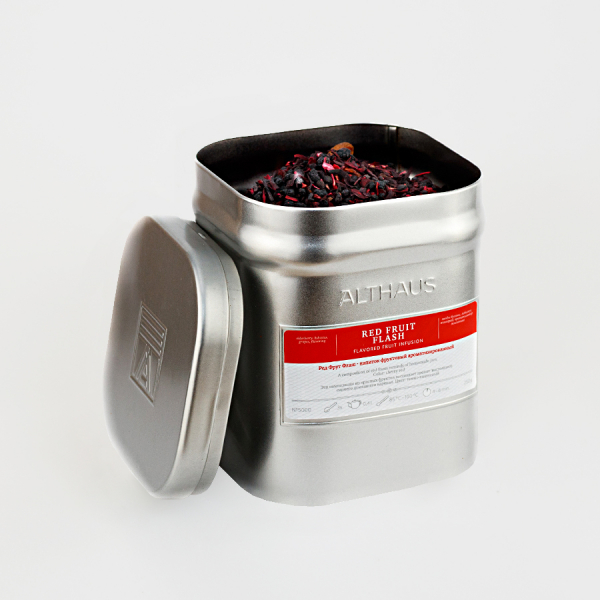 Red Fruit Flash, ceai Althaus Loose Tea, 250 grame 1