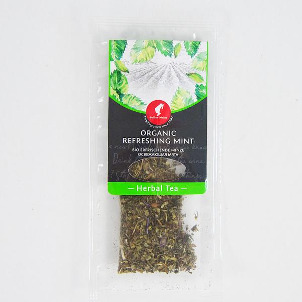 Refreshing Mint, ceai organic Julius Meinl, Big Bags 4