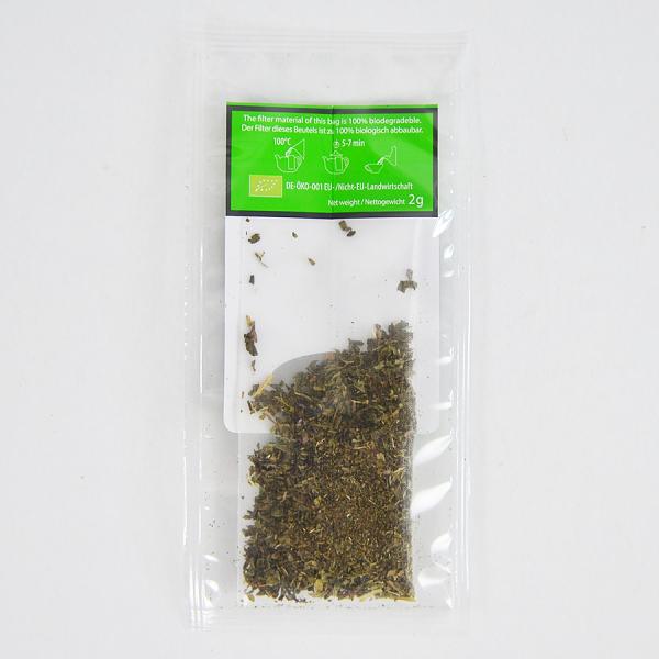 Refreshing Mint, ceai organic Julius Meinl, Big Bags 5