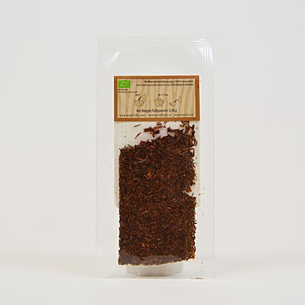 Rooibos Vanilla Cederberg Mountains, ceai organic Julius Meinl, Big Bags 3