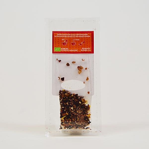 Rose Apricot, ceai organic Julius Meinl, Big Bags 3