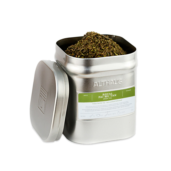 Royal Pai Mu Tan, ceai Althaus Loose Tea, 65 grame 1
