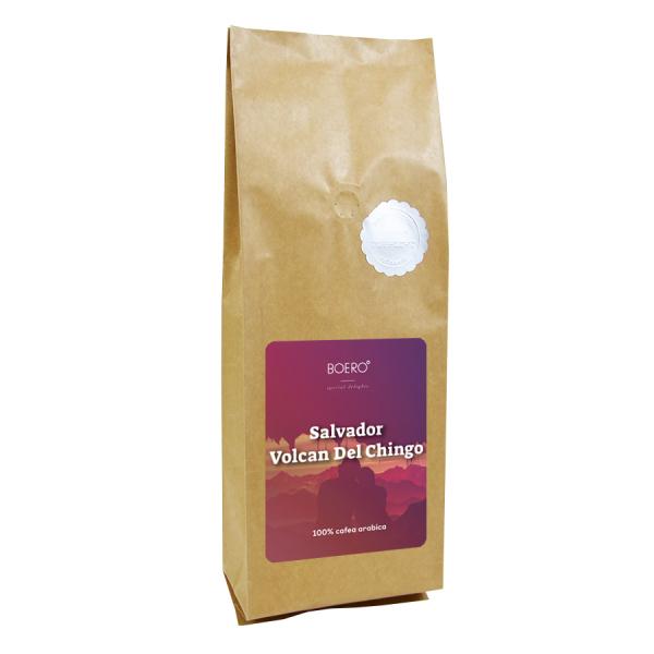 Salvador Volcan del Chingo, cafea macinata proaspat prajita Boero, 1 kg 0
