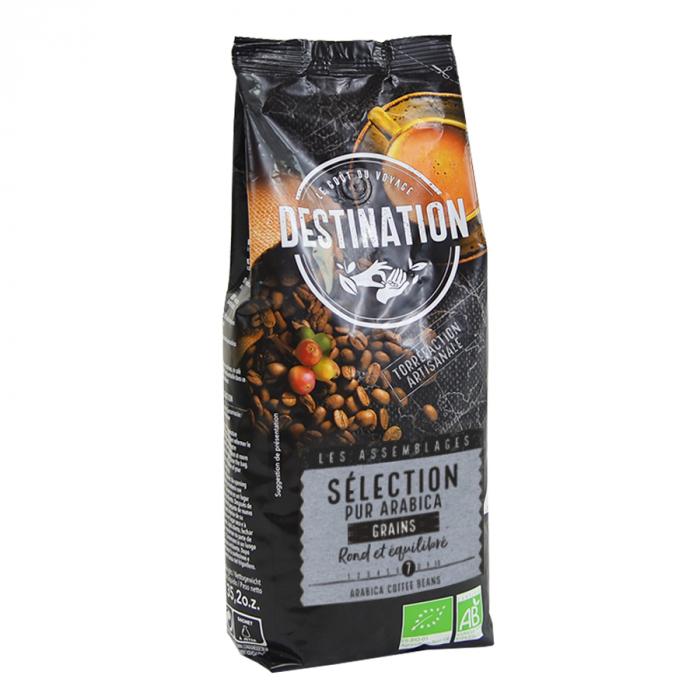 Selection Pur Arabica, cafea boabe Destination, 250g 0