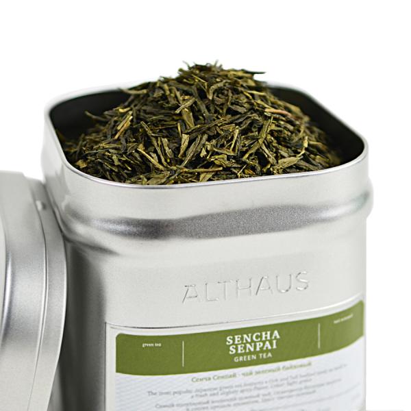 Sencha Senpai, ceai Althaus Loose Tea, 250 grame 0