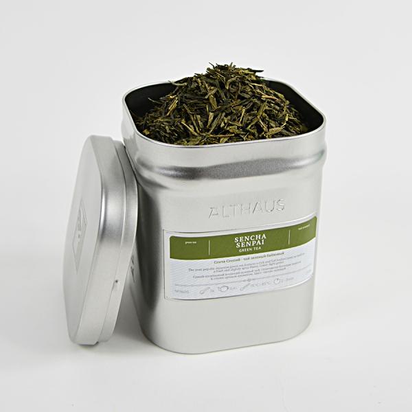 Sencha Senpai, ceai Althaus Loose Tea, 250 grame 1