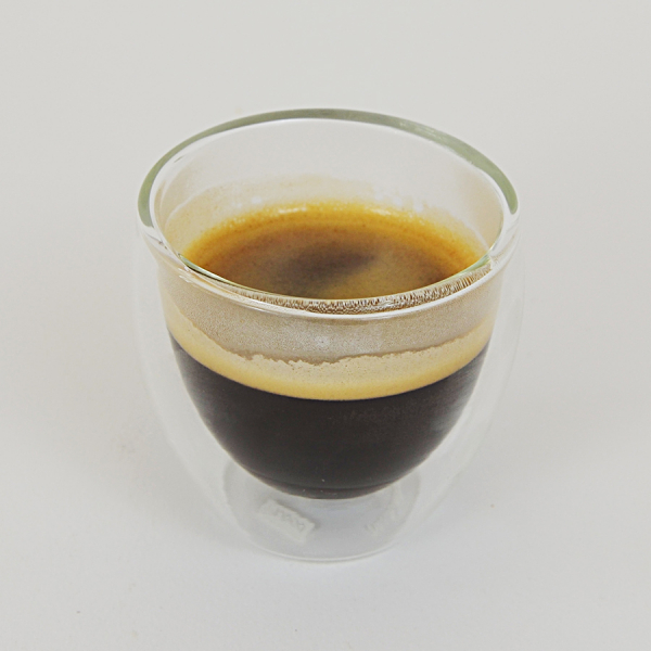 Set 2 pahare espresso cu pereti dubli, Bodum 1