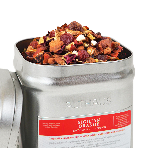 Sicilian Orange, ceai Althaus Loose Tea, 250 gr 0