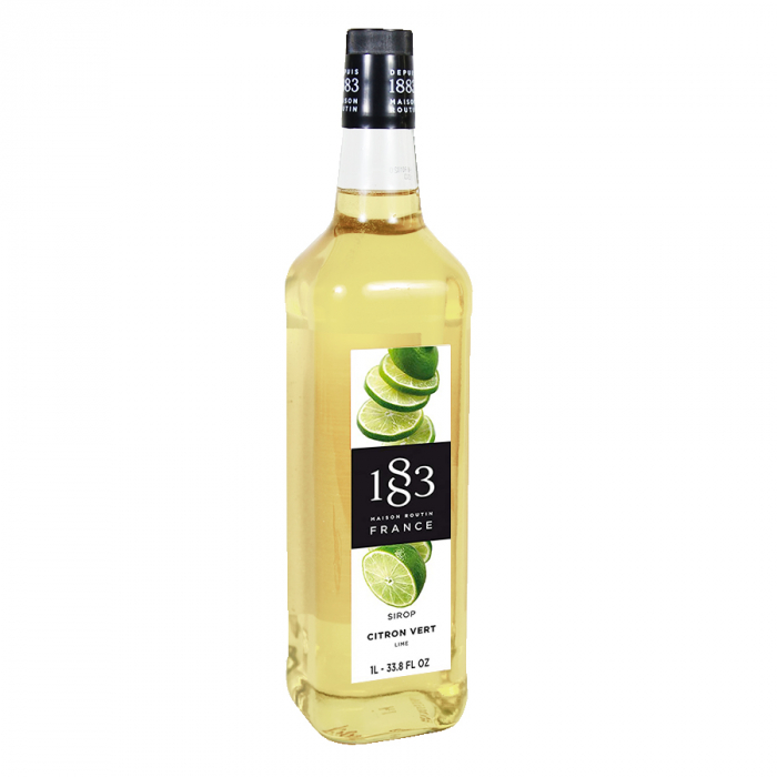 Sirop 1883 Lime, 1L 0