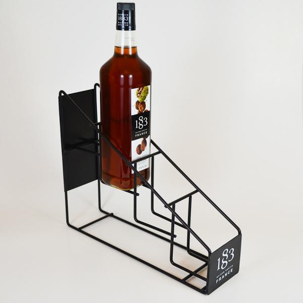 Suport metalic pentru Sirop 1883 Maison Routin, 4 sticle [4]