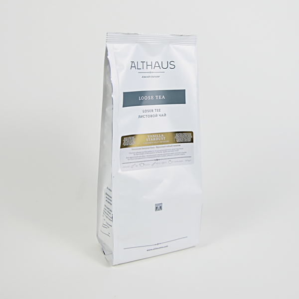 Vanilla Stardust, ceai Althaus Loose Tea, 200 grame 2