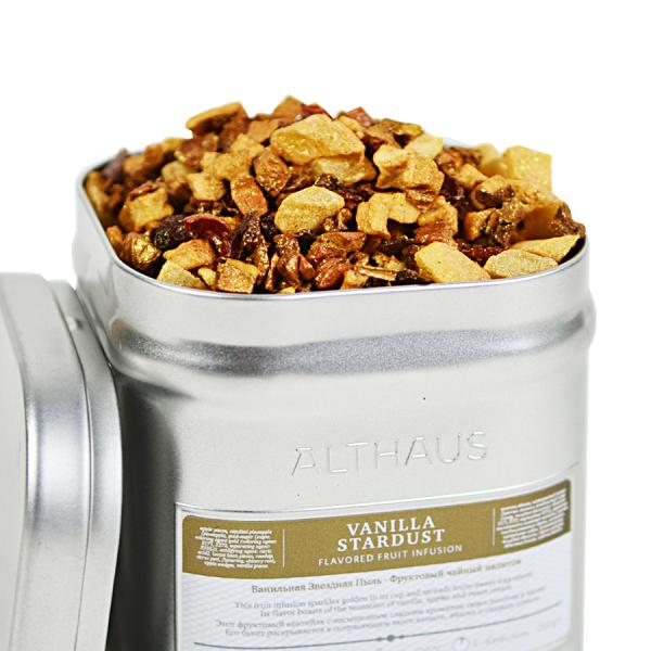 Vanilla Stardust, ceai Althaus Loose Tea, 200 grame 0