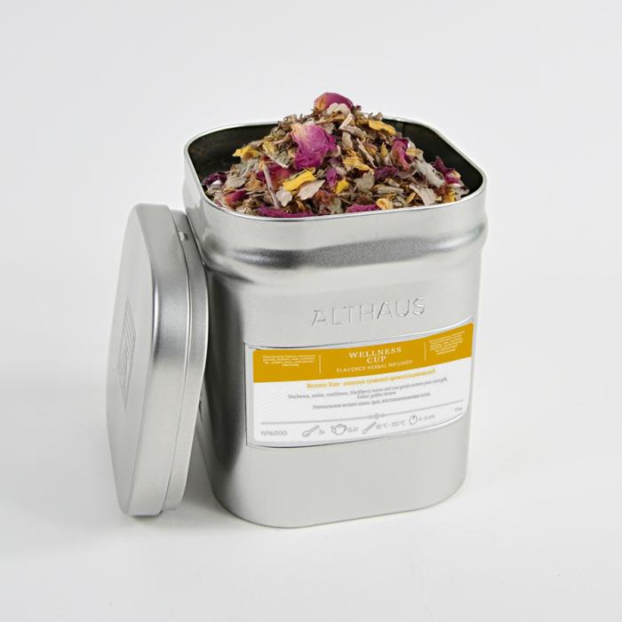 Wellness Cup, ceai Althaus Loose Tea, 75 grame [1]