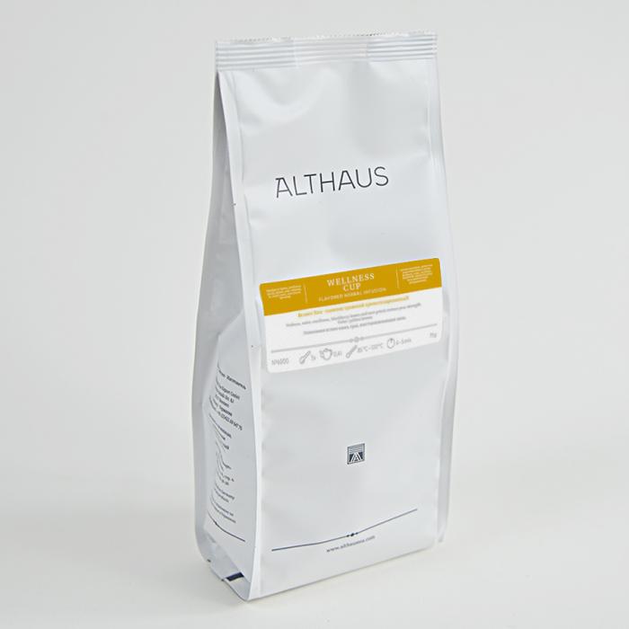 Wellness Cup, ceai Althaus Loose Tea, 75 grame [2]