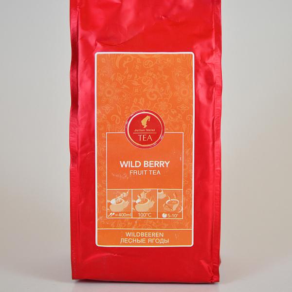 Wild Berry, ceai vrac Julius Meinl, 250 grame 1
