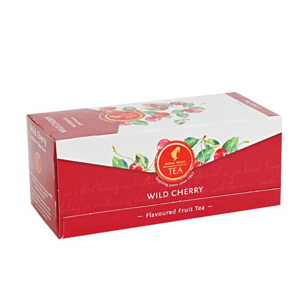 Wild Cherry, ceai Julius Meinl - 25 plicuri 0