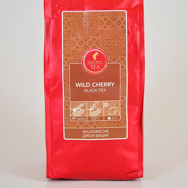 Wild Cherry, ceai vrac Julius Meinl, 250 grame 1