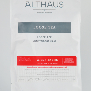 Wild Cherry, ceai Althaus Loose Tea, 250 gr2