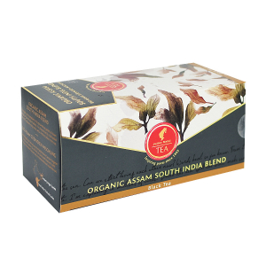 Assam South India Blend, ceai organic Julius Meinl, Leaf Bags0