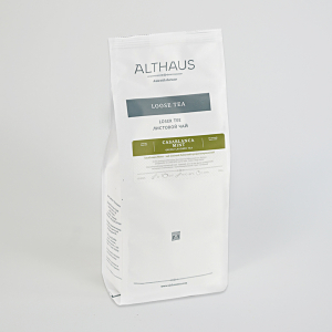 Casablanca Mint, ceai Althaus Loose Tea, 150 grame2