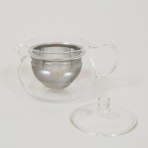 Ceainic din sticla termorezistenta Hario, 450 ml5