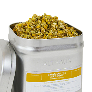 Chamomile Meadow, ceai Althaus Loose Tea, 75 grame0