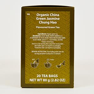 China Green Jasmine Chung Hao, ceai organic Julius Meinl, Big Bags3