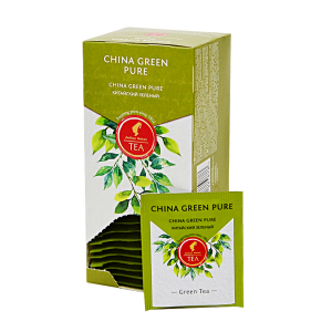 China Green Pure, ceai Julius Meinl - 25 plicuri2