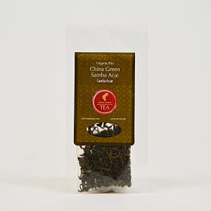 China Green Samba Acai, ceai organic Julius Meinl, Big Bags2