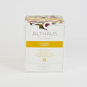Classic Herbs, ceai Althaus Pyra Packs2