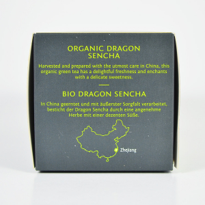 Dragon Sencha, ceai organic Julius Meinl, Leaf Bags2