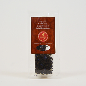 Earl Grey Blue Blossom, ceai organic Julius Meinl, Big Bags2