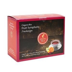 Fruit Symphony, ceai organic Julius Meinl, Big Bags