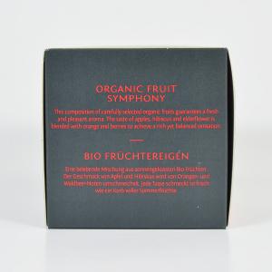 Fruit Symphony, ceai organic Julius Meinl, Leaf Bags2