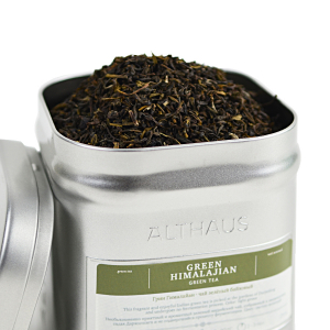 Green Himalajian, ceai Althaus Loose Tea, 250 grame0