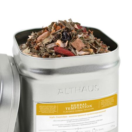 Herbal Temptation, ceai Althaus Loose Tea, 175 grame [0]