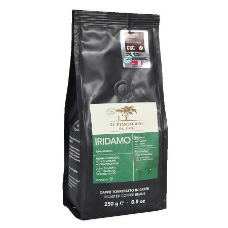 Iridamo, cafea boabe Le piantagioni del caffe, 250gr [0]