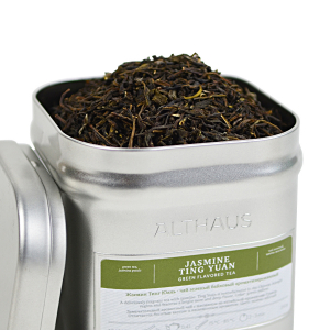 Jasmine Ting Yuan, ceai Althaus Loose Tea, 250 grame0